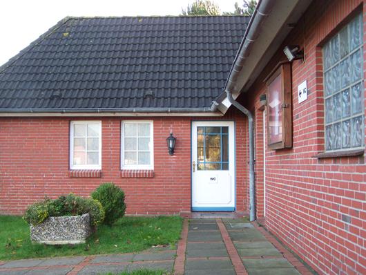WC Süddorf Feierwehrgerätehaus