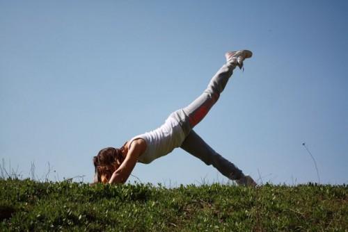 Sportstrand: Bodyforming