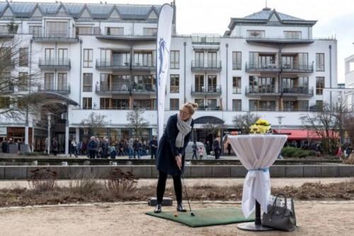 Golf Opening & verkaufsoffener Sonntag