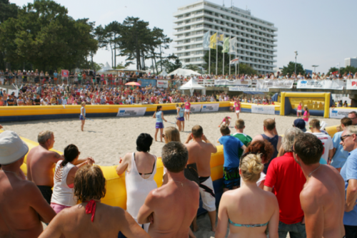 14. Deutsche Beach-Hockey Meisterschaften