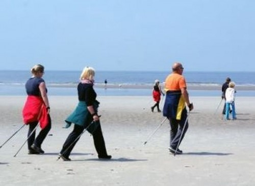 FÄLLT AUS Nordic Walking