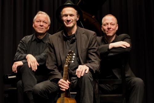 3 Blues-Ikonen Abi Wallenstein, Martin Röttger & Günther Brackmann - ABGESAGT